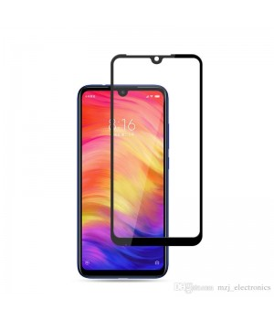 Защитное 3D стекло Xiaomi Redmi Note 7 черное