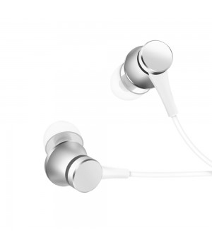 Наушники Xiaomi Mi In-Ear Headphones Basic Белый (HSEJ02JY)