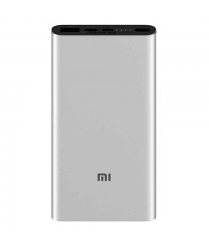 Xiaomi Mi Power Bank 3 10000mAh Silver (PLM13ZM) Внешний аккумулятор