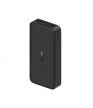 Xiaomi Redmi Power Bank 20000mAh Black (PB200LZM) Внешний аккумулятор