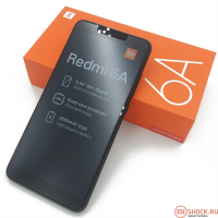 Redmi 6A 2/16Gb Черный