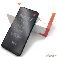 Xiaomi Redmi 7 3/64Gb Синий