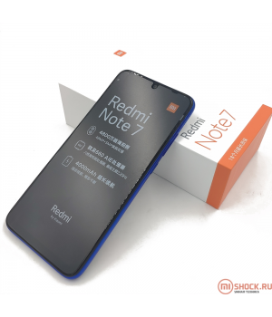 Xiaomi Redmi Note 7 CN 3/32Gb Синий