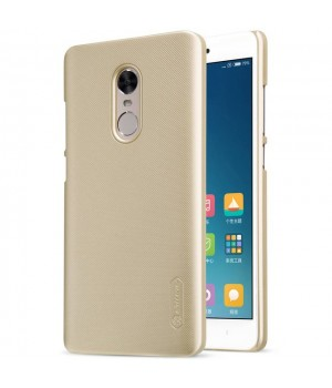 Чехол Nillkin Frosted для Xiaomi Redmi Note 4/4X золотой