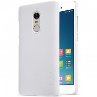 Чехол Nillkin Frosted для Xiaomi Redmi Note 4/4X белый