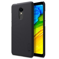 Чехол Nillkin Frosted черный для Xiaomi Redmi 5 Plus