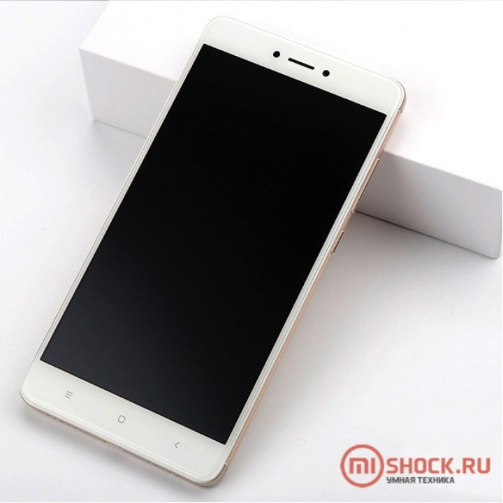 Redmi Note 4X 4/64Gb Золотой (MTK)