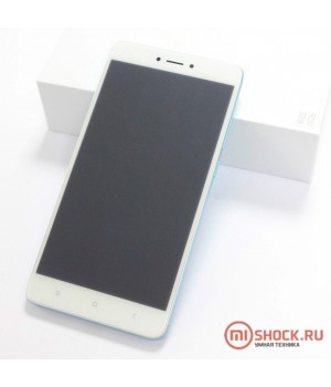 Redmi Note 4X 3/32Gb Мятный