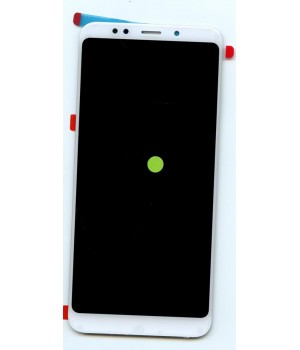 Дисплей для Xiaomi Redmi 5 Plus LCD White