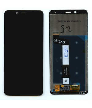Дисплей для Xiaomi Redmi Note 5 LCD Black