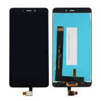 Дисплей для Xiaomi Redmi Note 4 MTK LCD Black